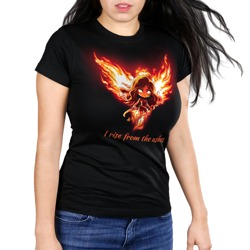 Phoenix t shirt official marvel tee teeturtle for Phoenix custom t shirts