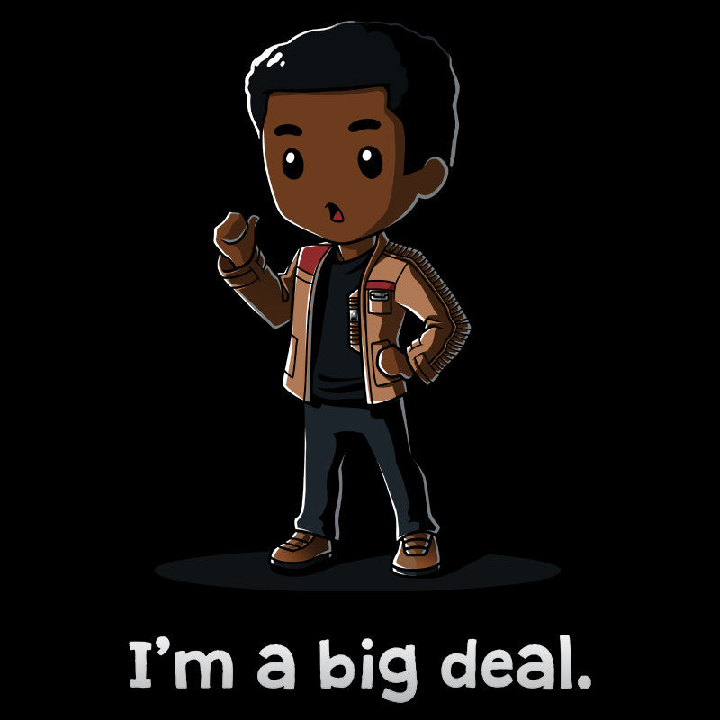 I'm A Big Deal t-shirt Star Wars TeeTurtle