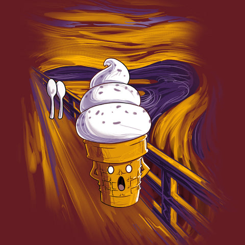 Ice Scream t-shirt TeeTurtle