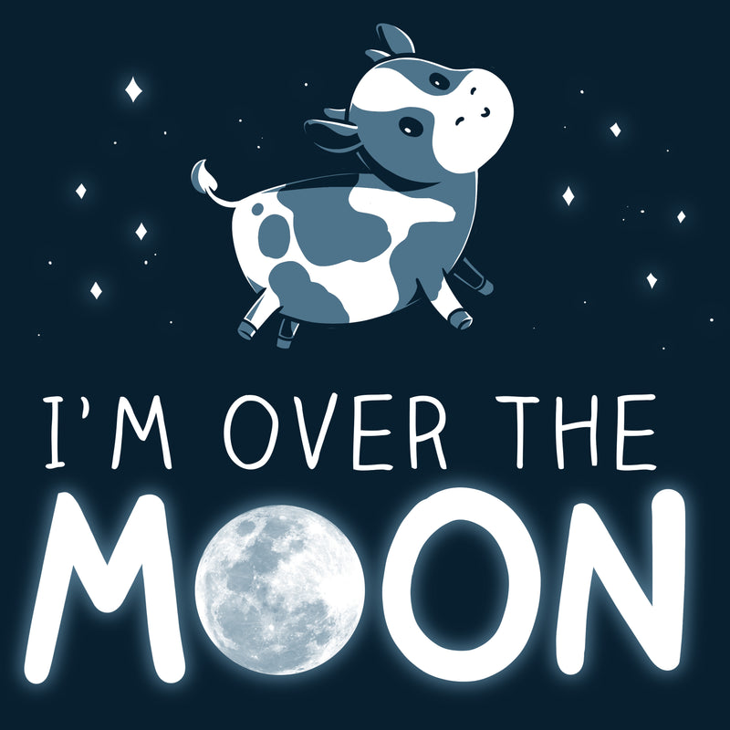 I'm Over the Moon T-Shirt TeeTurtle