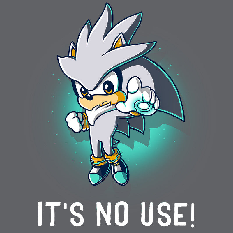 It's No Use T-Shirt Sonic the Hedgehog TeeTurtle