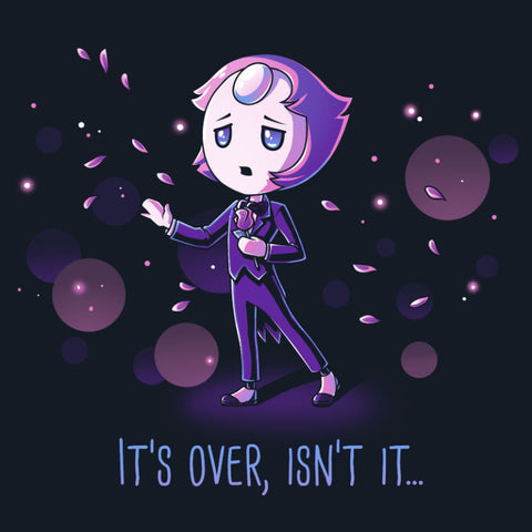 It's Over, Isn't It... T-Shirt Steven Universe TeeTurtle