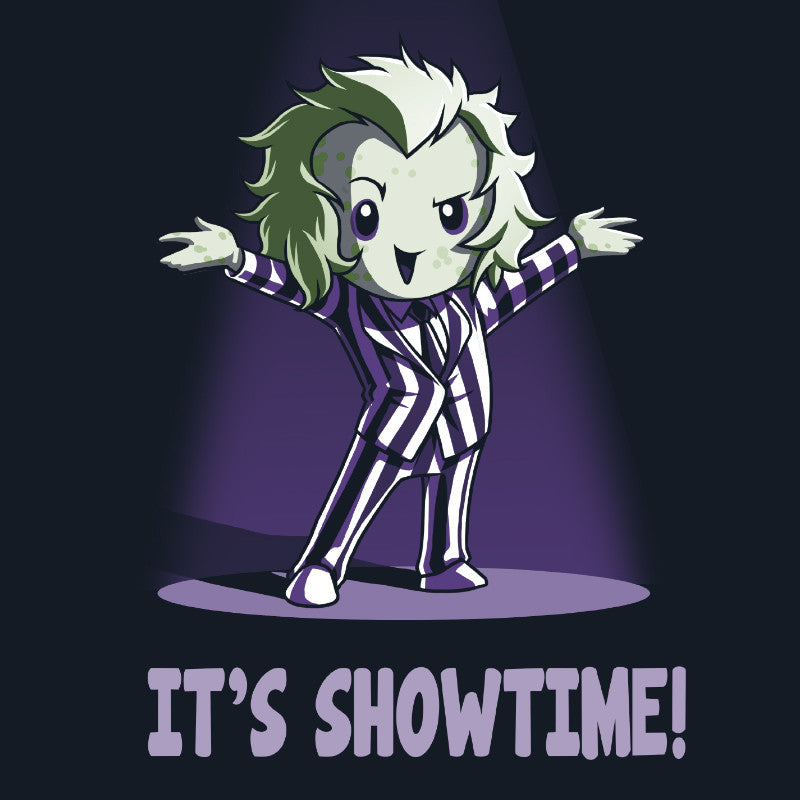 It's Showtime!