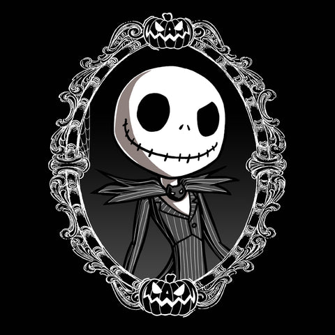 Jack Skellington Portrait T-Shirt The Nightmare Before Christmas TeeTurtle