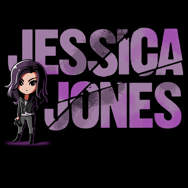Jessica Jones Shirt t-shirt Marvel TeeTurtle