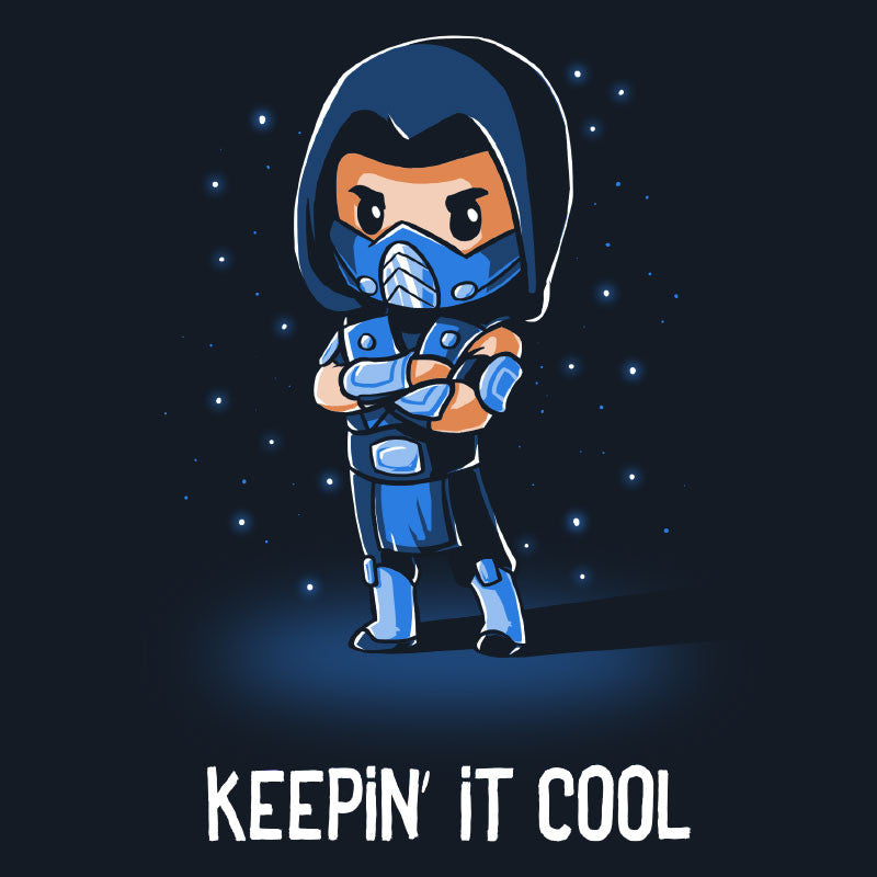 Keepin' It Cool T-Shirt Mortal Kombat TeeTurtle