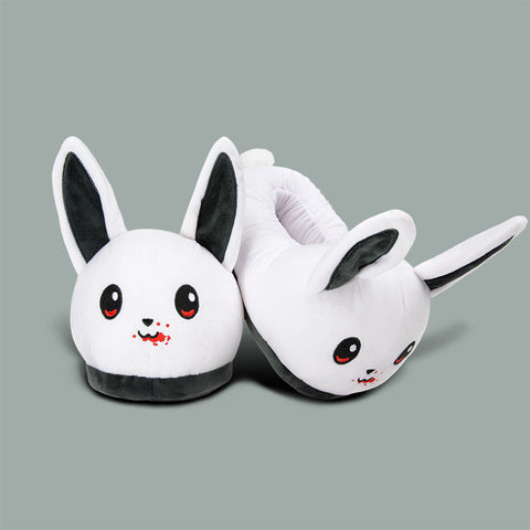 Killer Bunny Slippers TeeTurtle