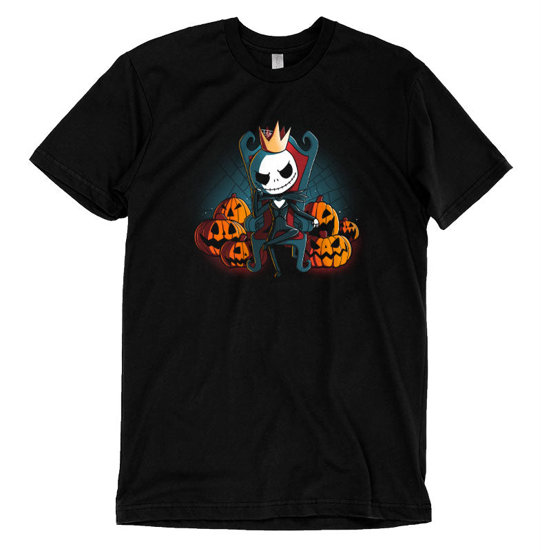 King of Halloween Town T-Shirt Disney TeeTurtle