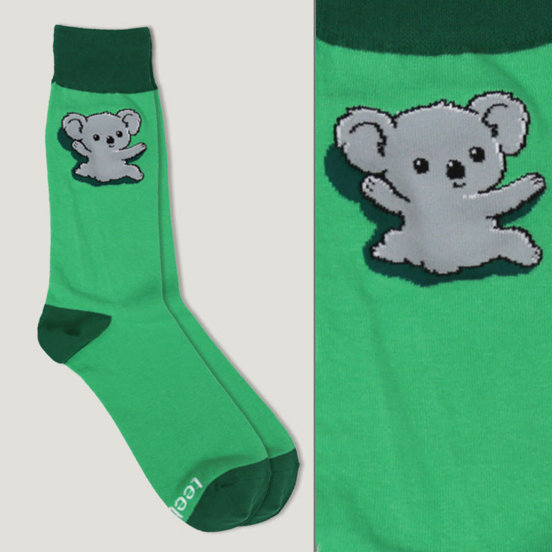 Koala On Your Socks