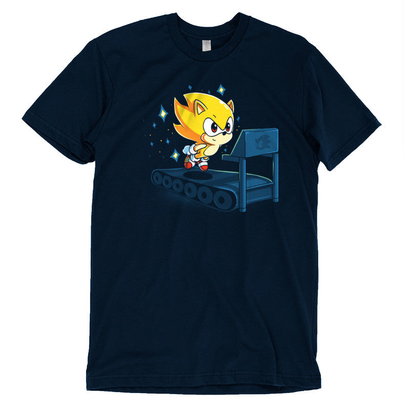Light Cardio T-Shirt Sonic the Hedgehog TeeTurtle