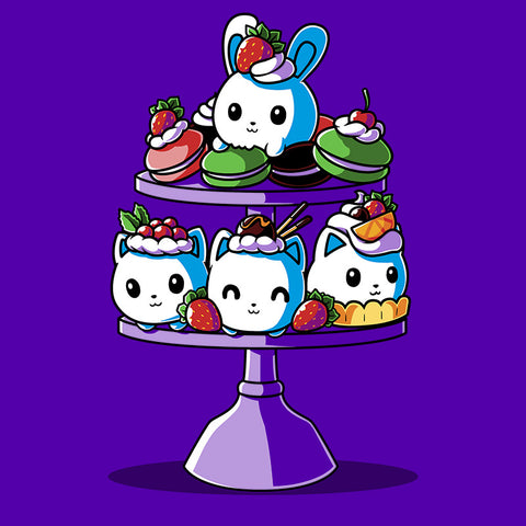 Lil Sweeties t-shirt TeeTurtle
