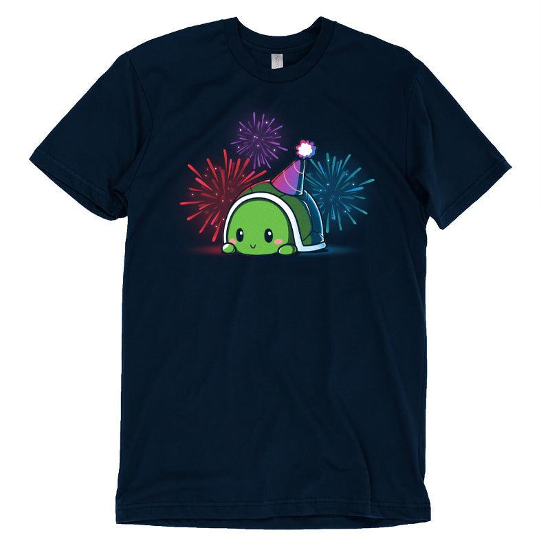 Limited Edition 2018 TeeTurtle Birthday Shirt T-Shirt TeeTurtle