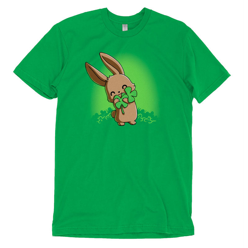 Lucky Bunny T-Shirt TeeTurtle