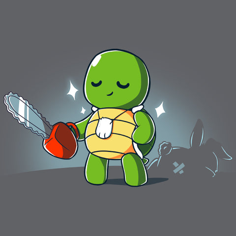 Lucky Turtle T-Shirt TeeTurtle