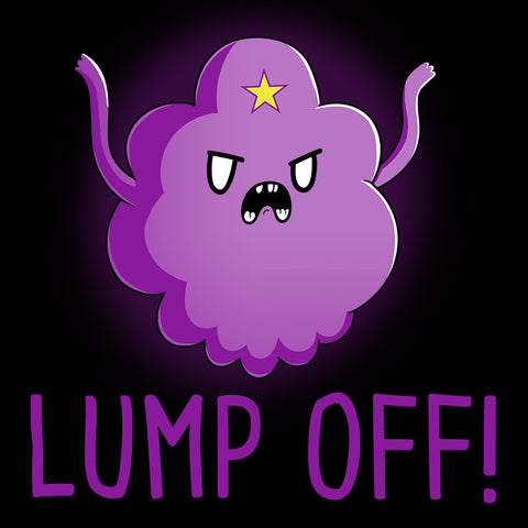 Lump Off! T-Shirt Adventure Time TeeTurtle