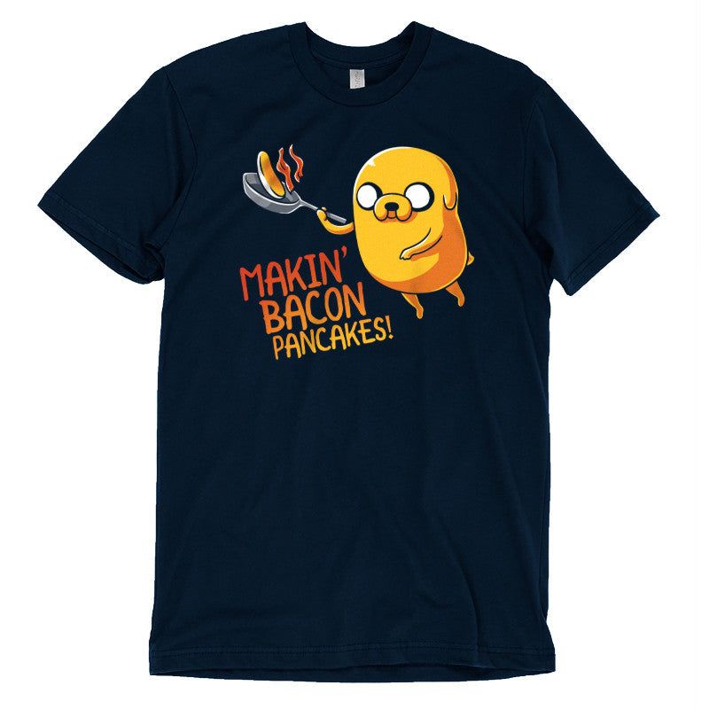Makin' Bacon Pancakes! T-Shirt Adventure Time TeeTurtle