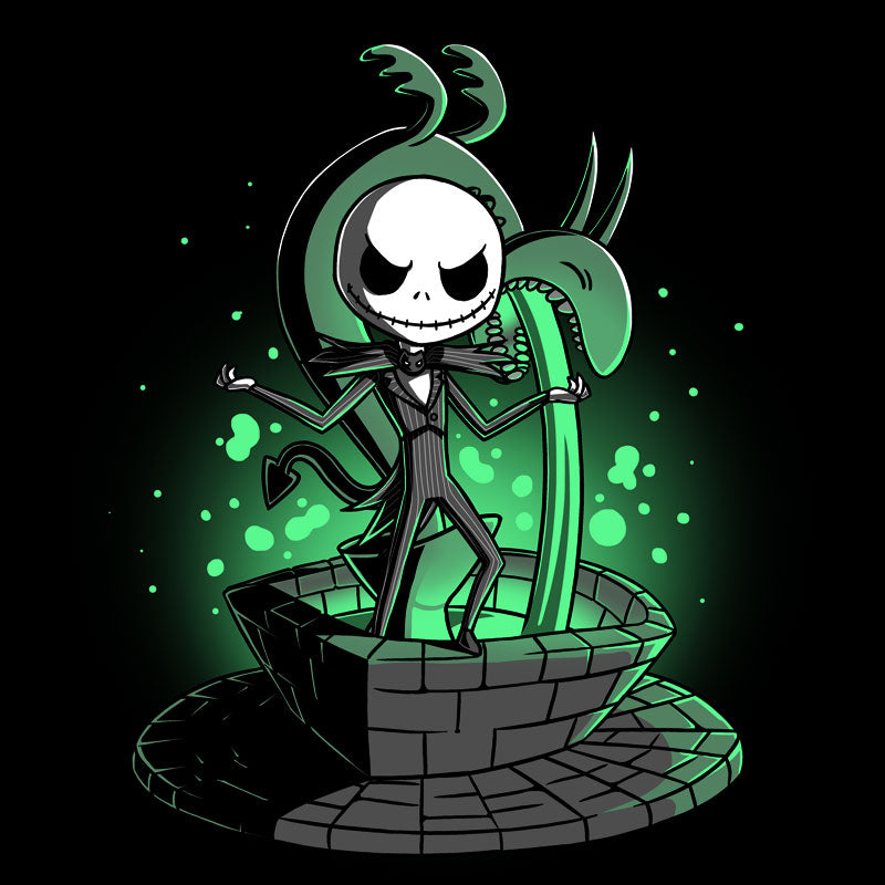 Making an Entrance T-Shirt Disney The Nightmare Before Christmas TeeTurtle