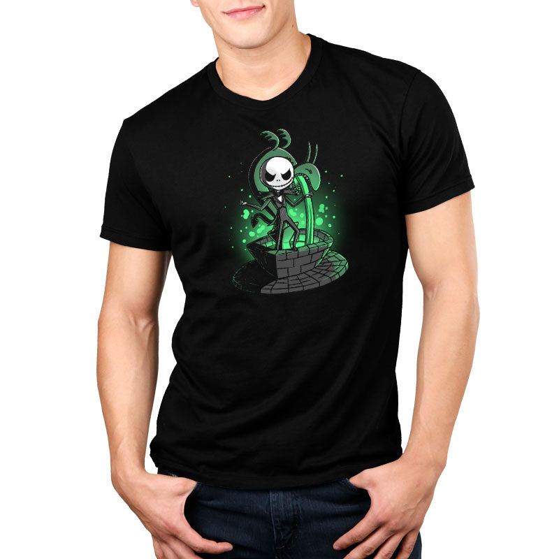 Making an Entrance Standard T-Shirt Model Disney The Nightmare Before Christmas TeeTurtle