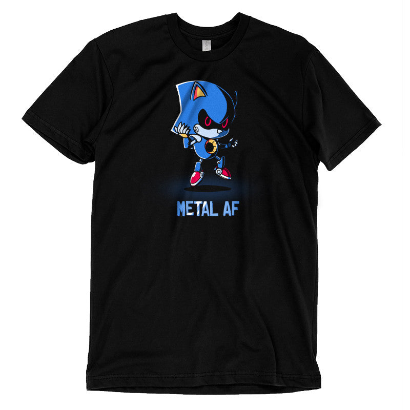 Metal Sonic - Atomic Force T-Shirt Sonic the Hedgehog TeeTurtle