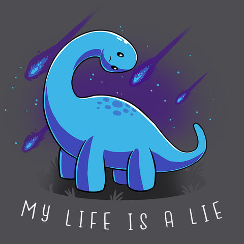 My Life Is a Lie T-Shirt TeeTurtle