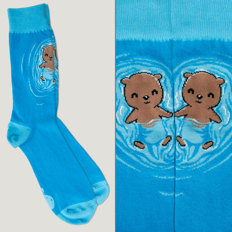 My Otter Half Socks