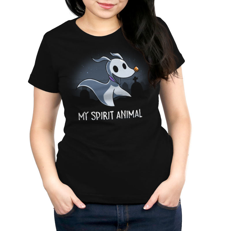 My Spirit Animal (Zero) Women's T-Shirt Model Disney TeeTurtle