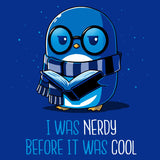 I Was Nerdy Before It Was Cool t-shirt TeeTurtle