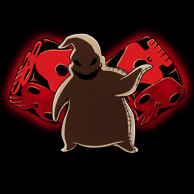 Oogie Boogie T-Shirt | Official The Nightmare Before Christmas Tee ...