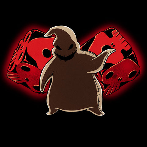 Oogie Boogie T-Shirt Disney The Nightmare Before Christmas TeeTurtle