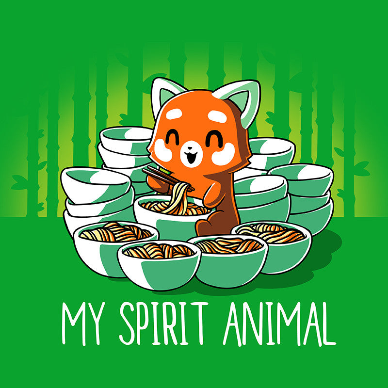 My Spirit Animal (Red Panda)