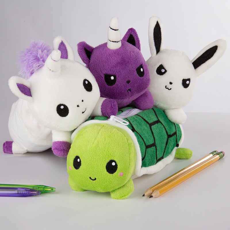 Pencil Case Plushies TeeTurtle Minis