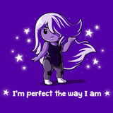 Perfect the Way I Am T-Shirt Steven Universe TeeTurtle
