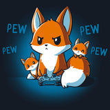 Pew Pew Parent T-Shirt TeeTurtle