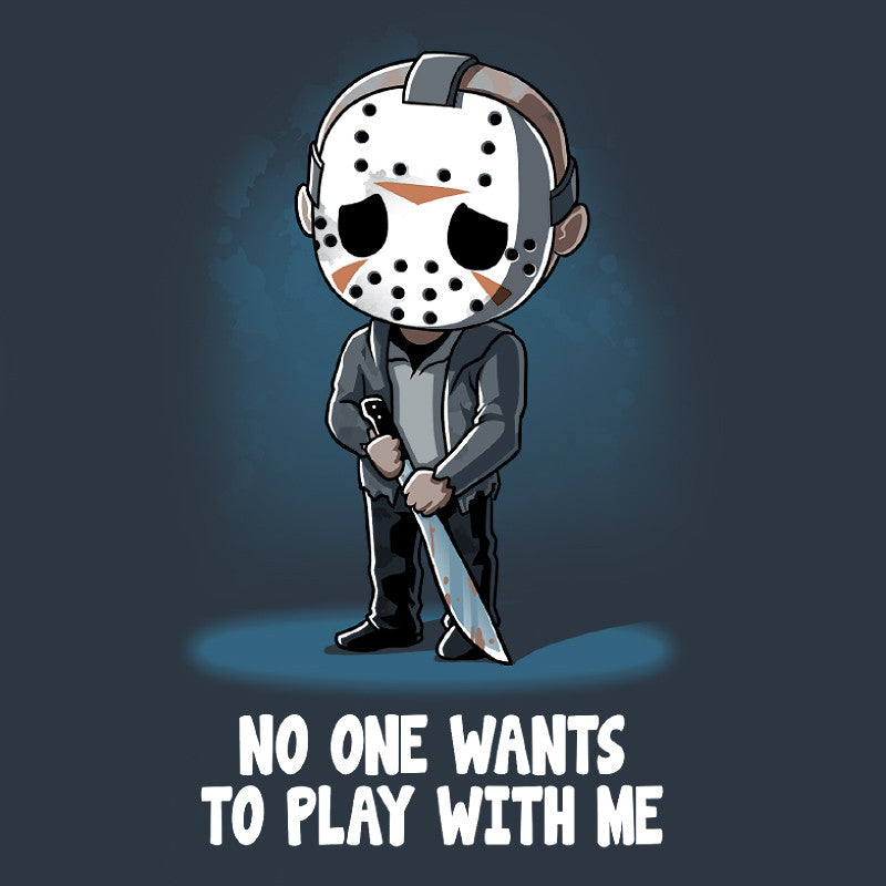 No One Wants to Play With Me shirt TeeTurtle