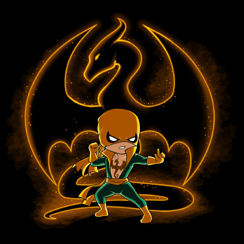 Power of the Iron Fist shirt TeeTurtle