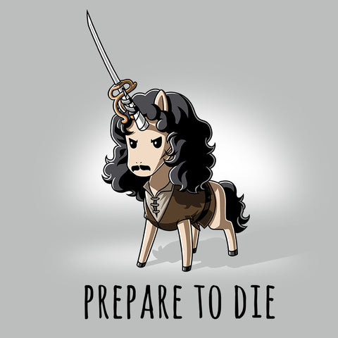 Prepare To Die T-Shirt TeeTurtle