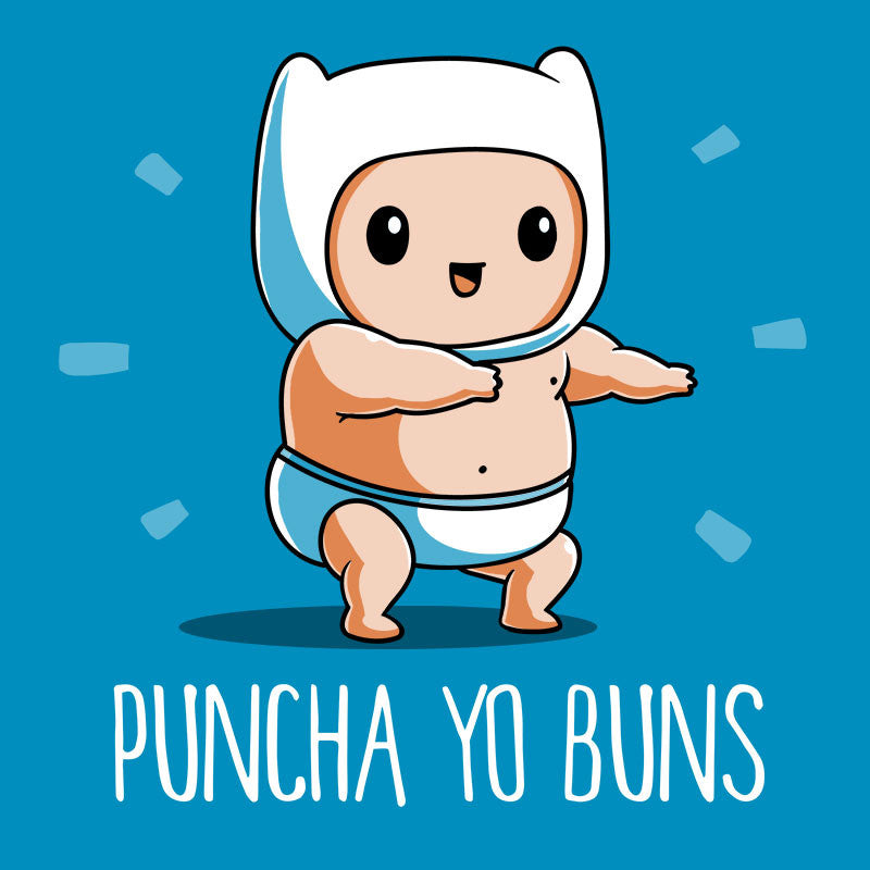 Puncha Yo Buns t-shirt Adventure Time TeeTurtle