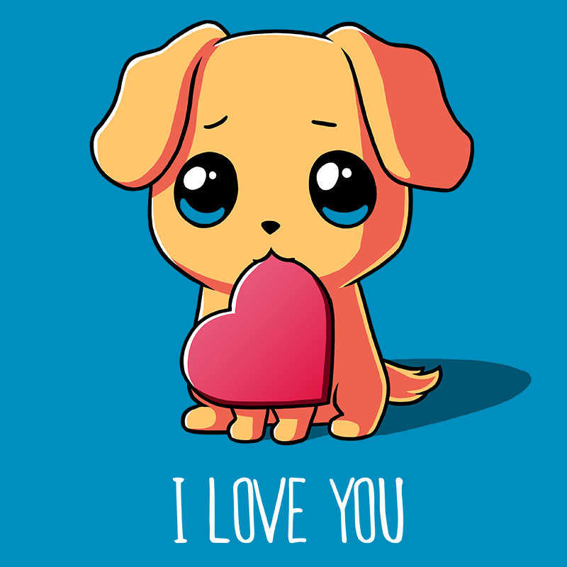Puppy Love t-shirt TeeTurtle