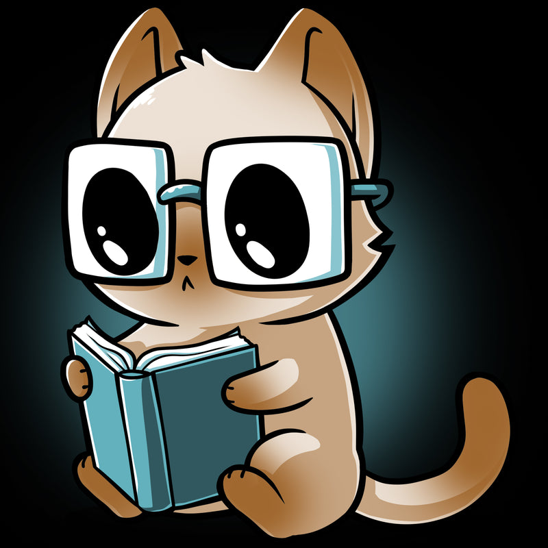 Reading Glasses T-Shirt TeeTurtle