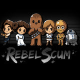 Rebel Scum T-Shirt Star Wars TeeTurtle