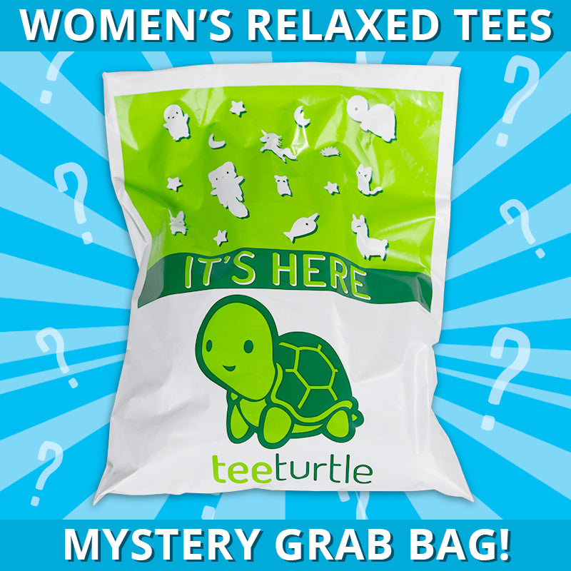 Women's Relaxed Mystery Grab Bag