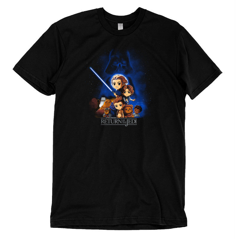 Star Wars: Episode VI - Return of the Jedi T-Shirt Star Wars TeeTurtle