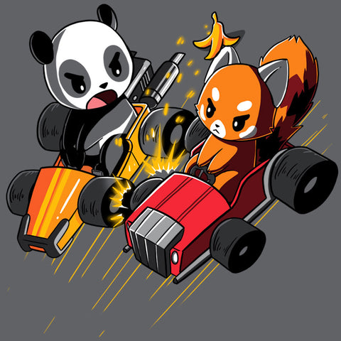 Rival Racers T-Shirt TeeTurtle