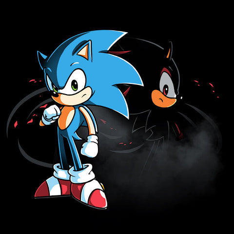Rivals t-shirt Sonic the Hedgehog TeeTurtle