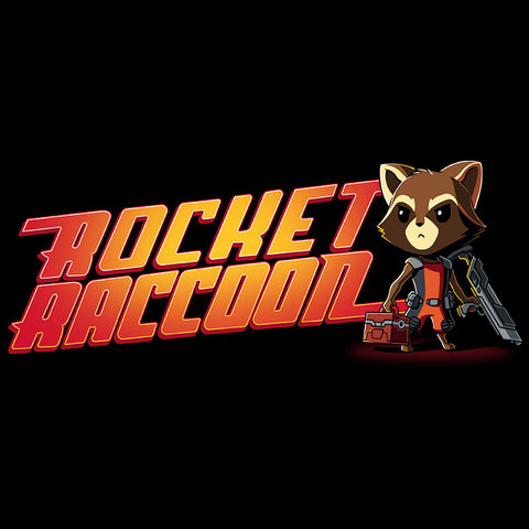 Rocket Raccoon Shirt t-shirt Marvel TeeTurtle