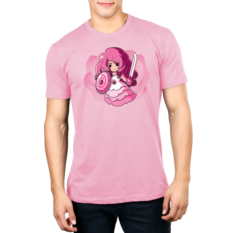 Fight For This Planet Standard Unisex T-Shirt Model Steven Universe TeeTurtle