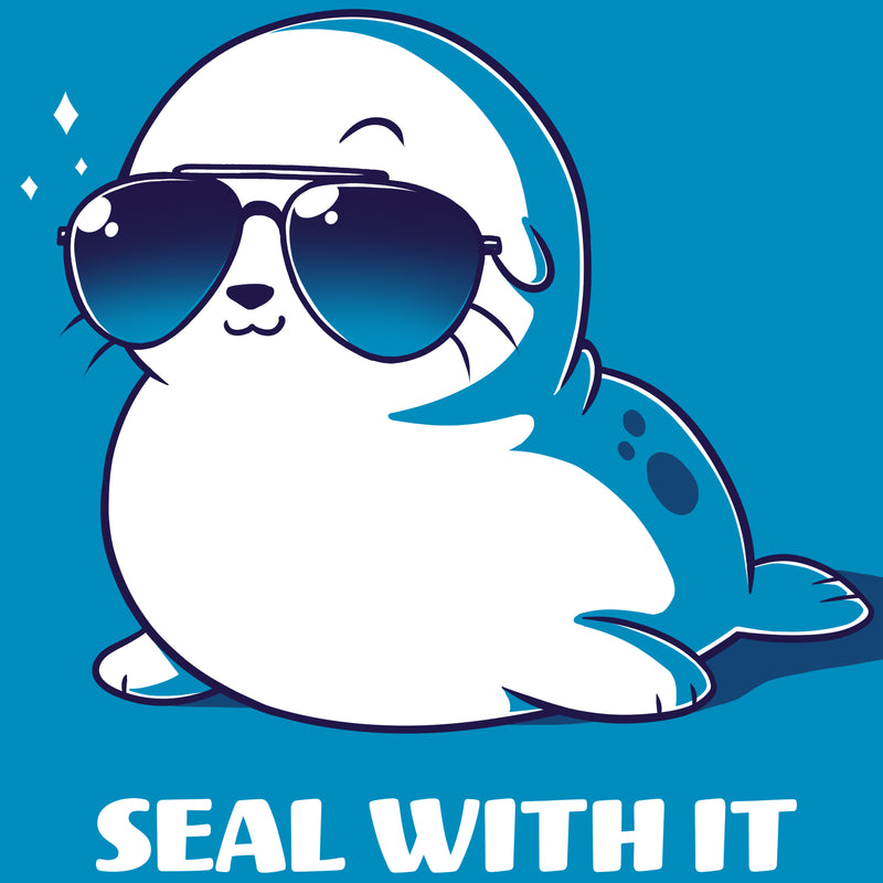 Seal With It T-Shirt TeeTurtle