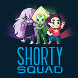 Shorty Squad T-Shirt Steven Universe TeeTurtle