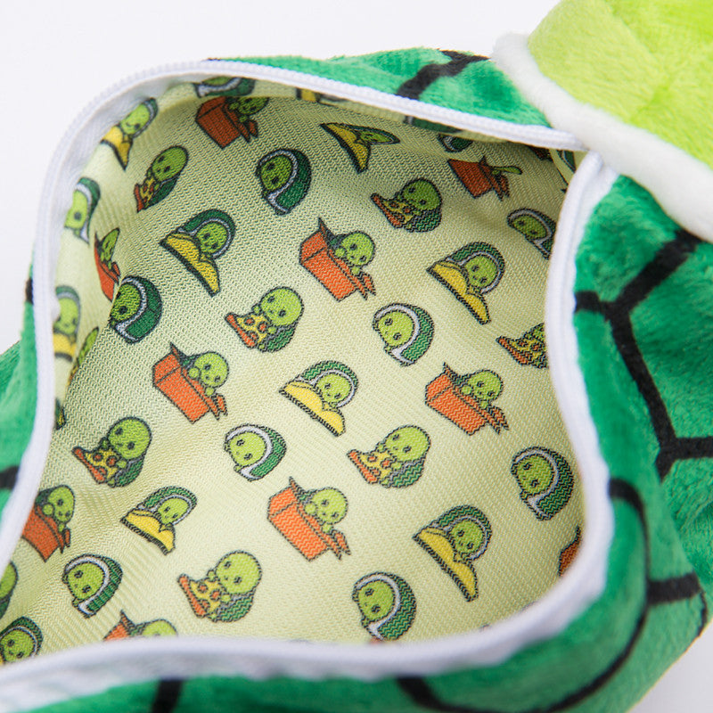 Shy Turtle Pencil Case
