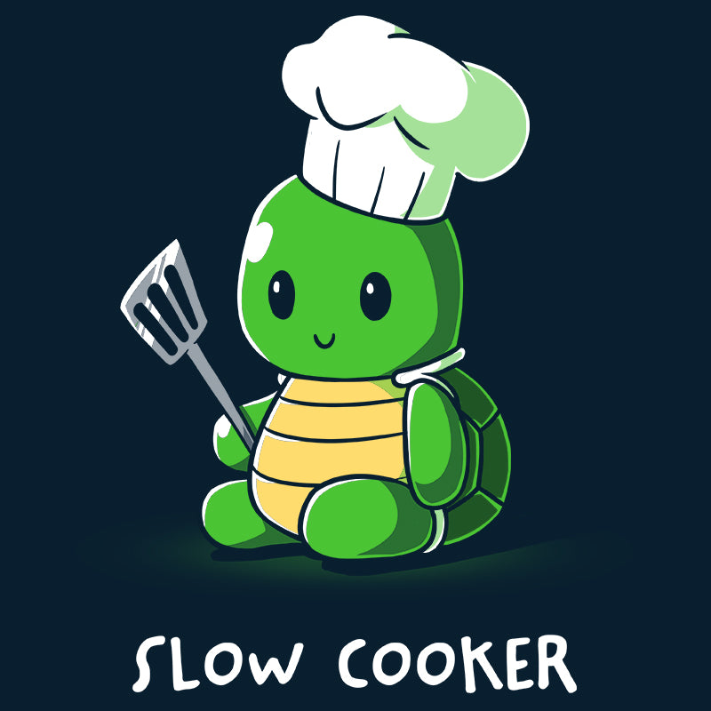 Slow Cooker T-Shirt TeeTurtle